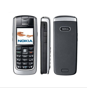 Nokia 6020 Keypad Pre-owned Mobile