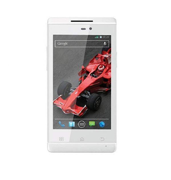 XOLO A500S (White 4 GB)  (512 MB RAM)