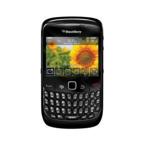 Blackberry 8520 Curve Qwerty Keypad Mobile Phone Refurbished on zoneofdeals.com