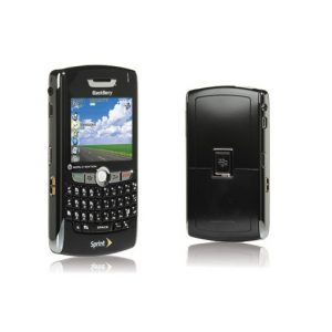 Blackberry 8830 World Edition Black Non Camera - Pre-owned/ Used Mobile