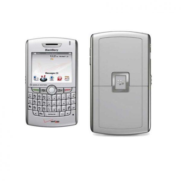 Blackberry 8830 World Edition Silver Non Camera - Pre-owned/ Used Mobile