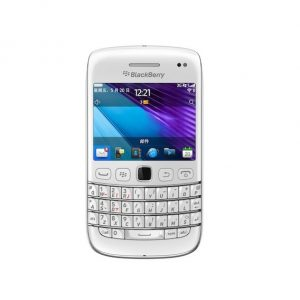 Blackberry Bold 9790 Refurbished Mobile   8GB   White   Touch Screen Phones