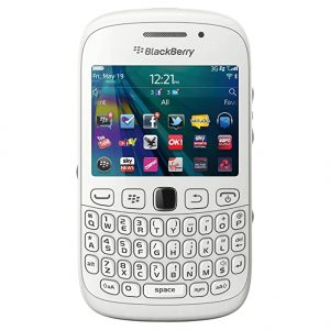 BlackBerry 9320 White | Refurbished Blackberry Curve 9320 QWERTY Smartphone