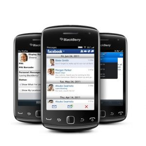 Blackberry 9380 Curve touchscreen Mobile Phone Refurbished