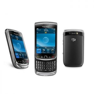 Blackberry Torch 9800 Touch & Type Qwerty keypad phone Refurbished