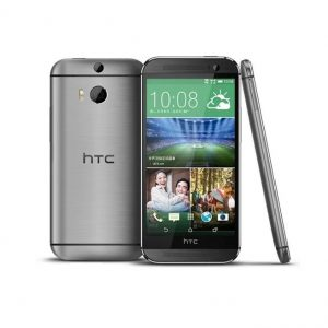 HTC One M8 Gunmetal Gray (16GB/2GB) RAM Refurbished