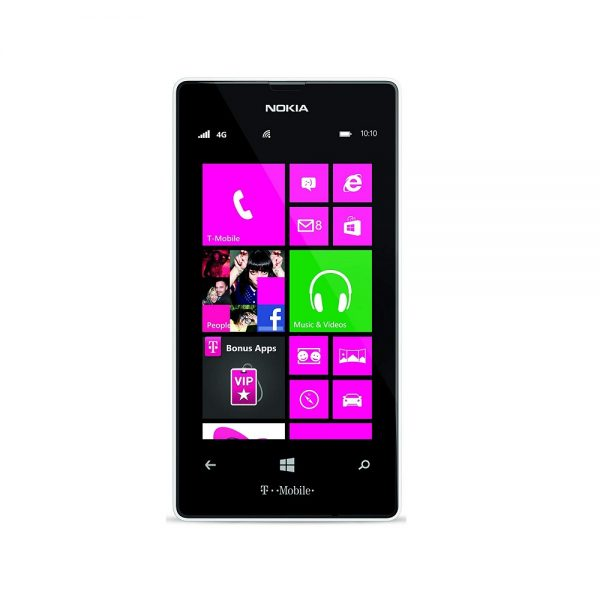 Nokia Lumia 521 Windows 8 Smartphone - White Refurbished
