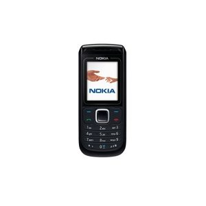 Nokia 1681c Black Single SIM Feature Phone Refurbished