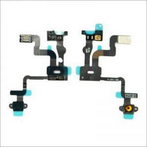 Replacement Apple Iphone 4S Power ON/OFF Flex Cable 100% Original