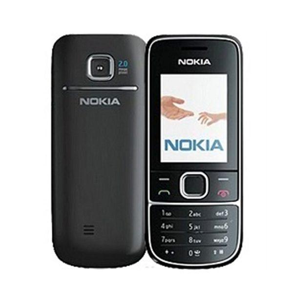 Nokia 2700c Black Mobile Refurbished