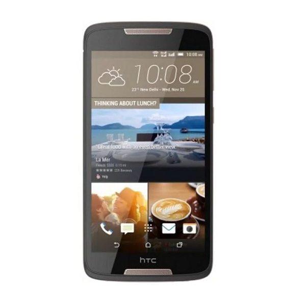 HTC Desire 828 Dual Sim (32GB-3GB) Refurbished Dark Grey