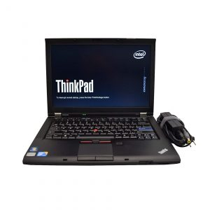 Refurbished Lenovo Thinkpad T410 Core-i5 1st Gen Laptop 4GB Ram, 250GB Hard Disk