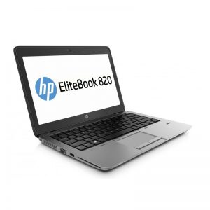 HP Elitebook 820 G1 | Core i5 4th Gen | 4GB + 500GB | Webcam | 12.5"