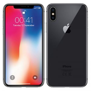 Apple Iphone X | 64GB | Space Grey | Refurbished