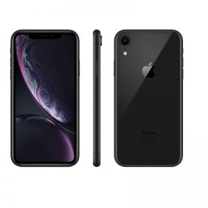 Apple Iphone XR | 64GB | BLACK | Refurbished