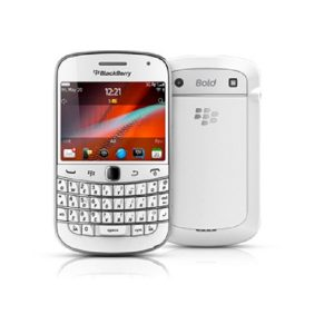Buy Blackberry Bold 4 9900 WHITE Refurbished On zoneofdeals.com