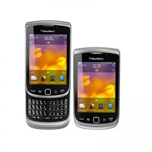 Blackberry Torch 9810 Slide Touchscreen | QWERTY Keypad Phone | Refurbished