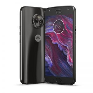 Moto X4 (Super Black, 64 GB - 4 GB RAM) Refurbished 4G VoLTE