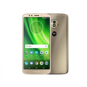 Moto G6 Play (Fine Gold, 32 GB - 3 GB RAM) Refurbished 4G VoLTE