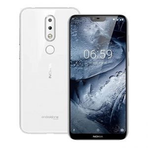 Nokia 6.1 Plus (64 GB - 4 GB RAM) Refurbished 4G VoLTE