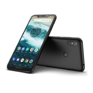 Motorola One Power (Black, 64 GB - 4 GB RAM) Refurbished 4G VoLTE