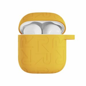 Realme Buds Air Iconic Cover (YELLOW) on zoneofdeals.com