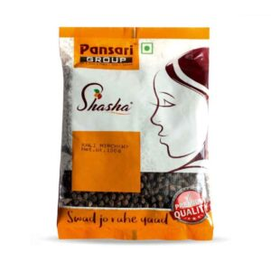 5 KG SHASHA Black Pepper/Kali Mirch (Whole)