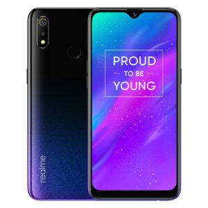 Realme 3 (3GB-32GB) 4G VoLTE 4230 mAh Battery