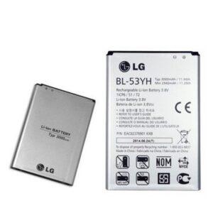 LG G3 D855 Battery 100% Original | LG G3 D855 SPARE PARTS