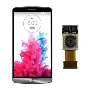 LG G3 D855 Rear Camera | Back Camera 100% Original | LG G3 D855 SPARE PARTS zoneofdeals.com
