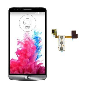 LG G3 D855 Volume Button Flex Cable | ON/OF Flex 100% Original | LG G3 D855 SPARE PARTS zoneofdeals.com