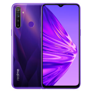 Realme 5 (3GB-32GB) 4G VoLTE (5000 mAh Battery)