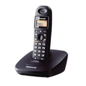 Panasonic TG3411SX Digital Cordless Phone (Black) on zoneofdeals.com