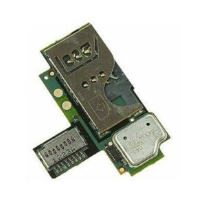 Blackberry Curve 9360 Sim + Memory Card Connector | Blackberry SPARE PARTS on zoneofdeals.com
