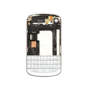 Buy Blackberry Q10 | Full Body Housing | White at Zoneofdeals.com