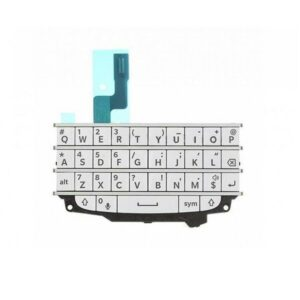 Blackberry Q10 Keypad Flex Cable With Mic | Blackberry SPARE PARTS on zoneofdeals.com