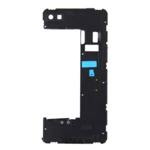 Blackberry Z10 Back Plate Housing Camera Lens Panel (3G Version) | Blackberry SPARE PARTS on zoneofdeals.com