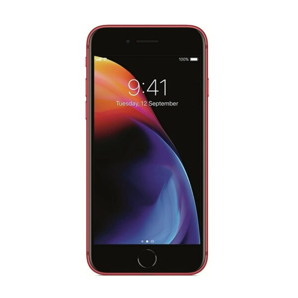 Apple iPhone 8 RED Special Edition 256 GB (1 Year Manufacturer Warranty)