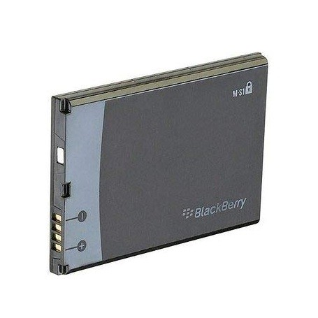 Blackberry M-S1 Battery 1500 mAh 9700,9780,9000 | Blackberry SPARE PARTS on zoneofdeals.com
