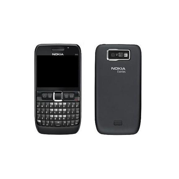 Nokia E-63 Body Housing Black | Nokia E-63 Full Body Housing on zoneofdeals.com