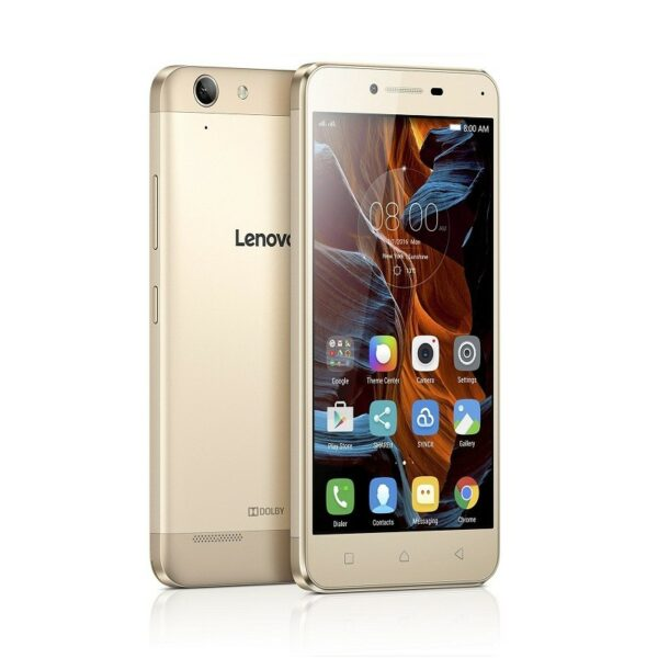 Lenovo Vibe K5 2GB/16GB Gold Excellent Condition | Refurbithed Mobile at www.zoneofdeals.com