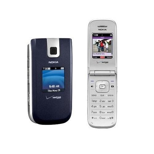 Nokia 2605 Mirage - Flip Phone - Refurbished on zoneofdeals.com
