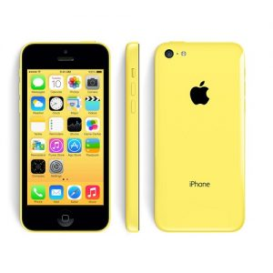 Buy Apple Iphone 5C | Yellow | Refurbished at Zoneofdeals.com