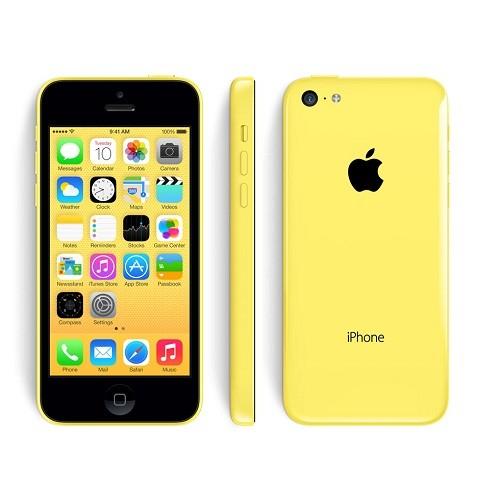 Buy Apple Iphone 5C | Yellow | Refurbished at Zoneofdeals.com