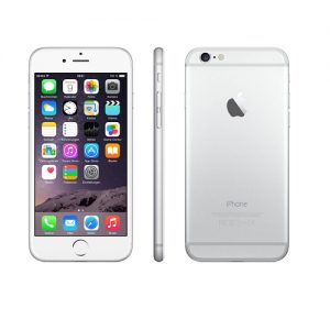Buy Apple iPhone 6 – 64 GB – Silver Refurbished at Lowest Price In India.