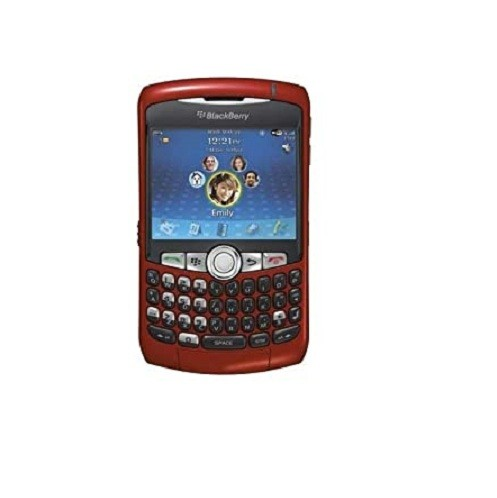 Blackberry 8310 Curve QWERTY   Refurbished   RED