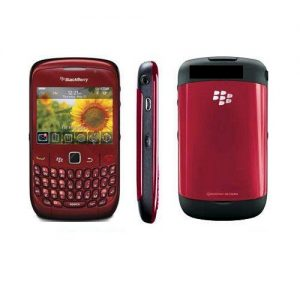 Buy Blackberry 8520 Curve Qwerty Keypad (NON CAMERA) Refurbished | RED at Zoneofdeals.com