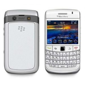 Blackberry 9780 Bold 3 | Qwerty Keypad Mobile Refurbished | WHITE