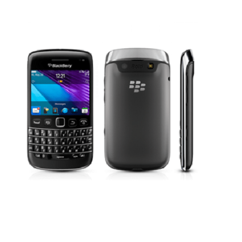 Blackberry Bold 9790 Pre-Owned Mobile | 8GB | BLACK | Touch Screen