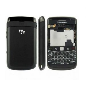 Blackberry 9780 Bold 3 Full Body Housing- BLACK